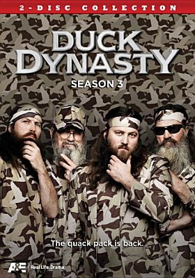 DUCK DYNASTY:SEASON 3 BY DUCK DYNASTY (DVD)